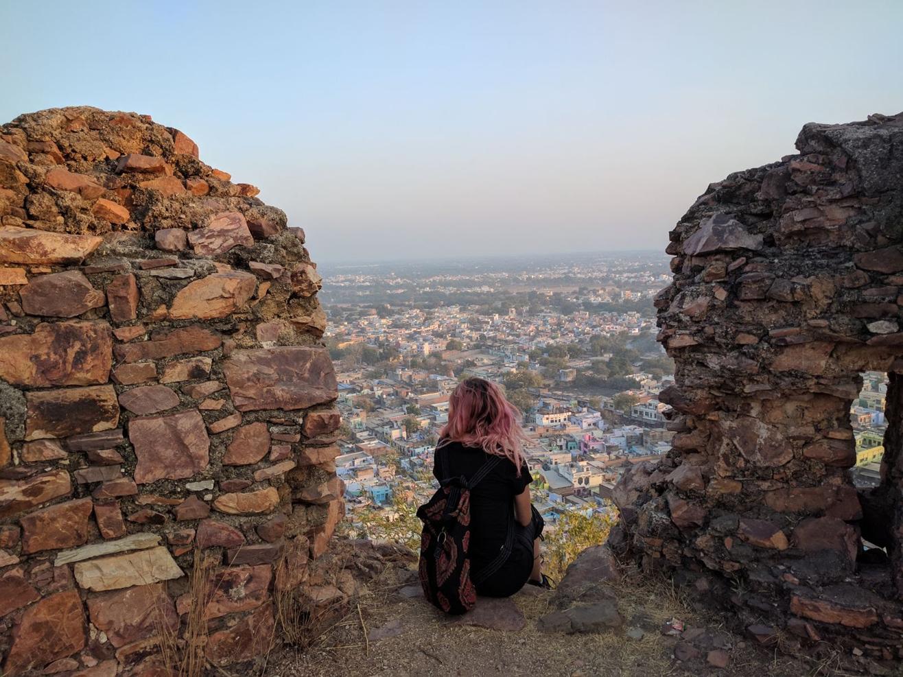 Reisen, Blog Indien Texte