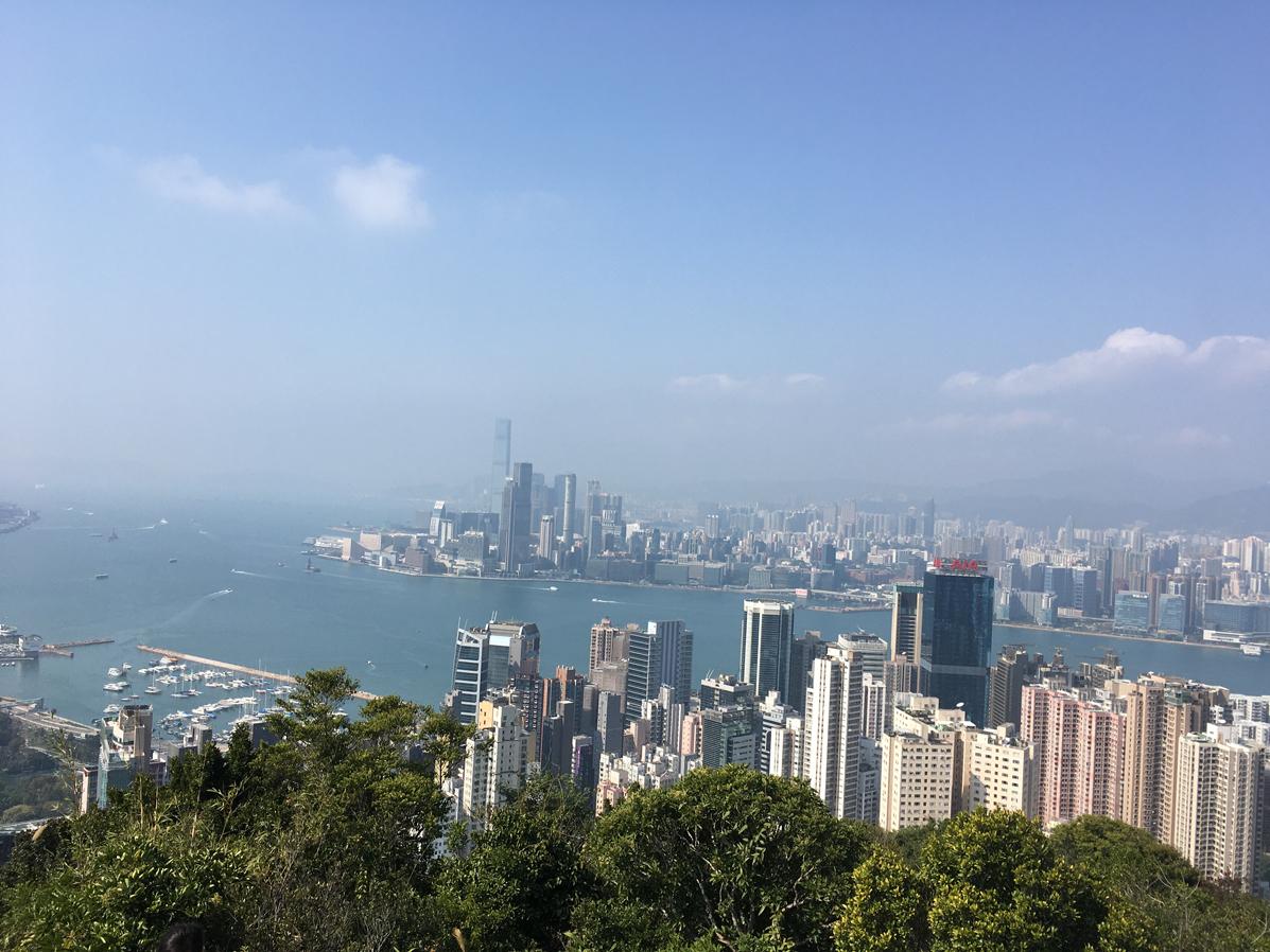 Reisen, Hong Kong, Asien, Blog