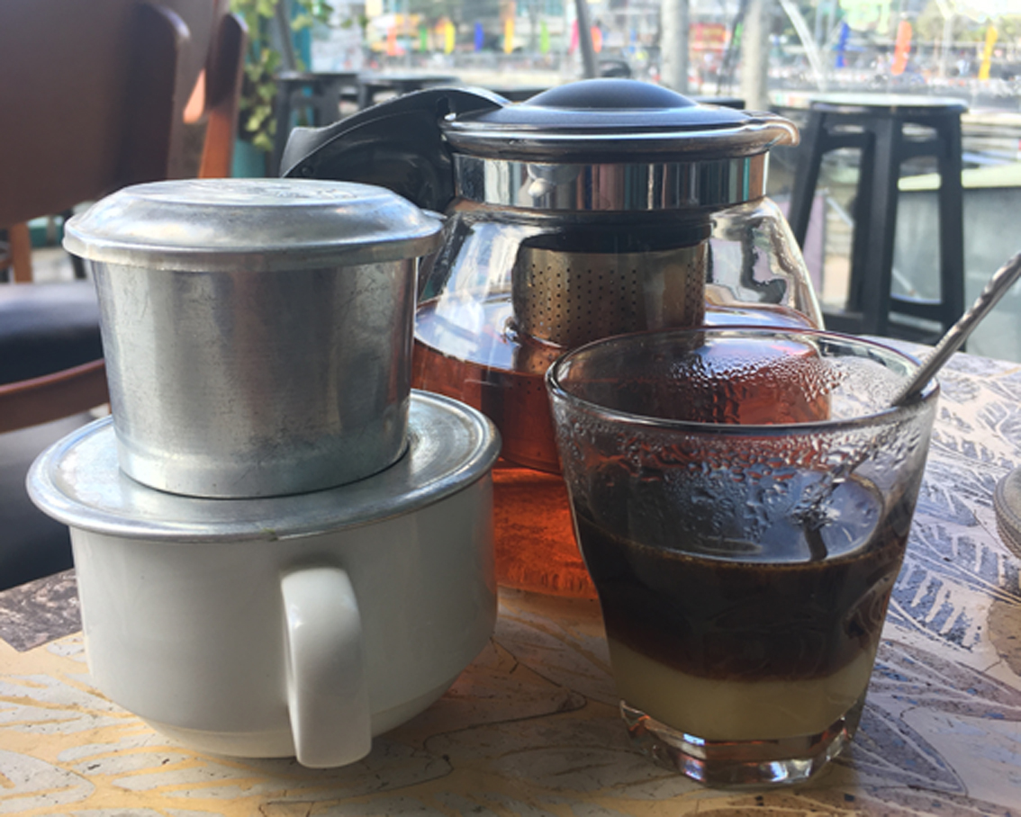 Reisen, Vietnam, Blog, Kaffee, Texte